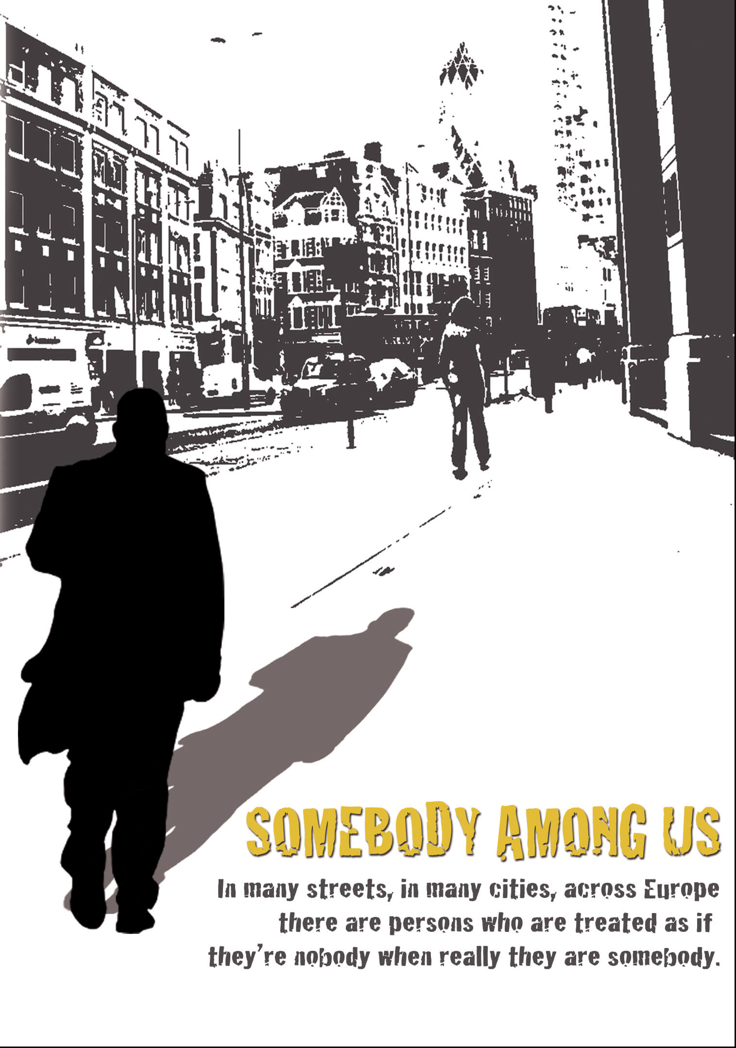 Copertina Somebody among us: destitution in EU Countries